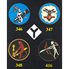 99th Bomb Group and Squadron Insignias